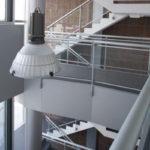EMPRESA DE ALUMINIO EN TENERIFE, fabricamos escaleras interiores en aluminio con un diseño industrial
